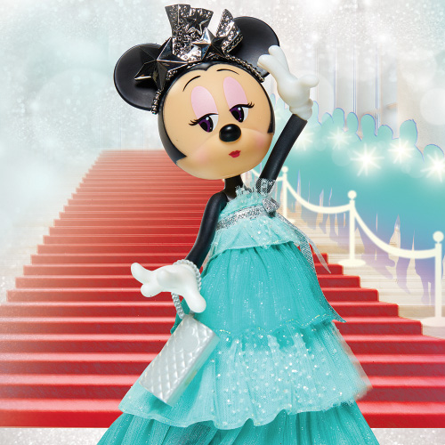 Disney Minnie Mouse Glamour Gala Special Edition Doll