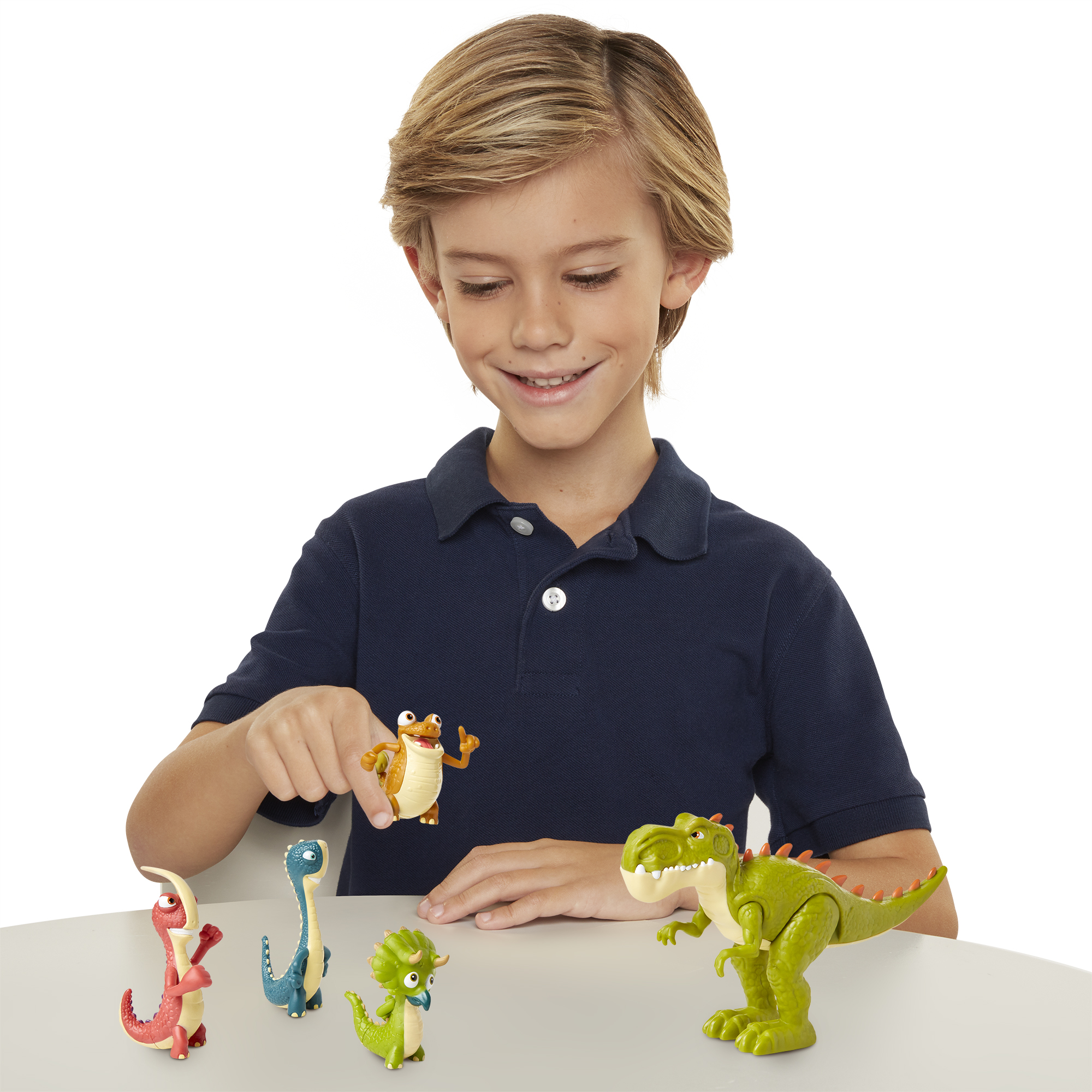 Giganto and Friends Multi Figure Pack