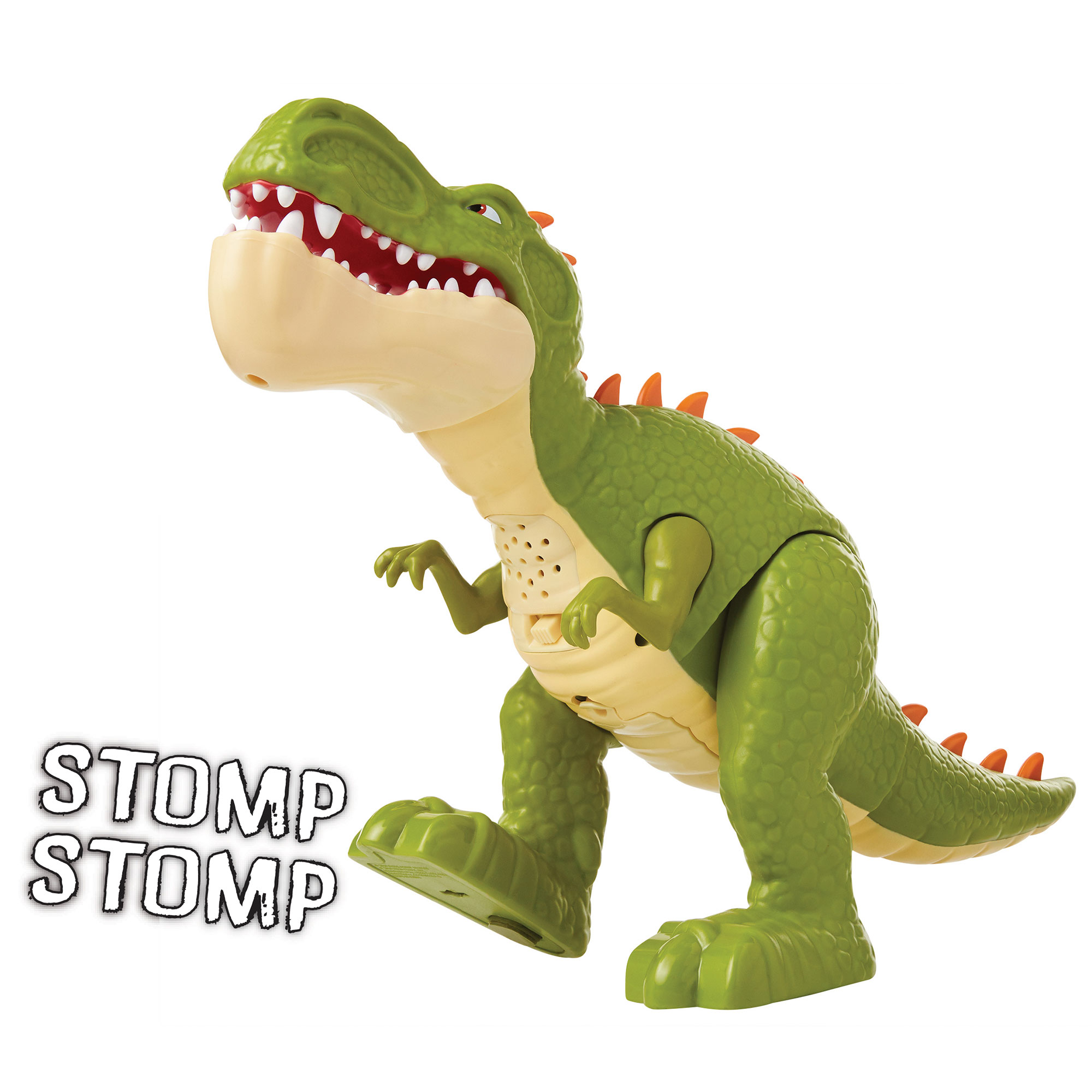Roar and Stomp Giganto