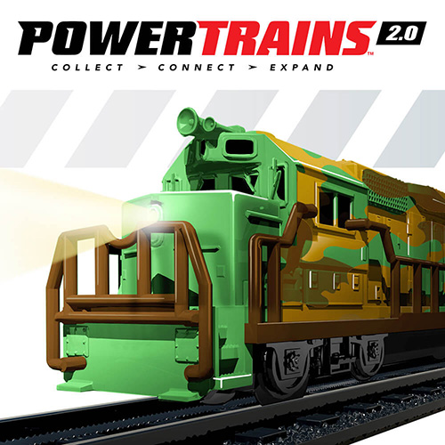 Power Trains Brand Page