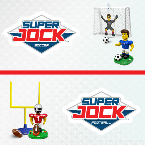 Super Jock Soccer & Football