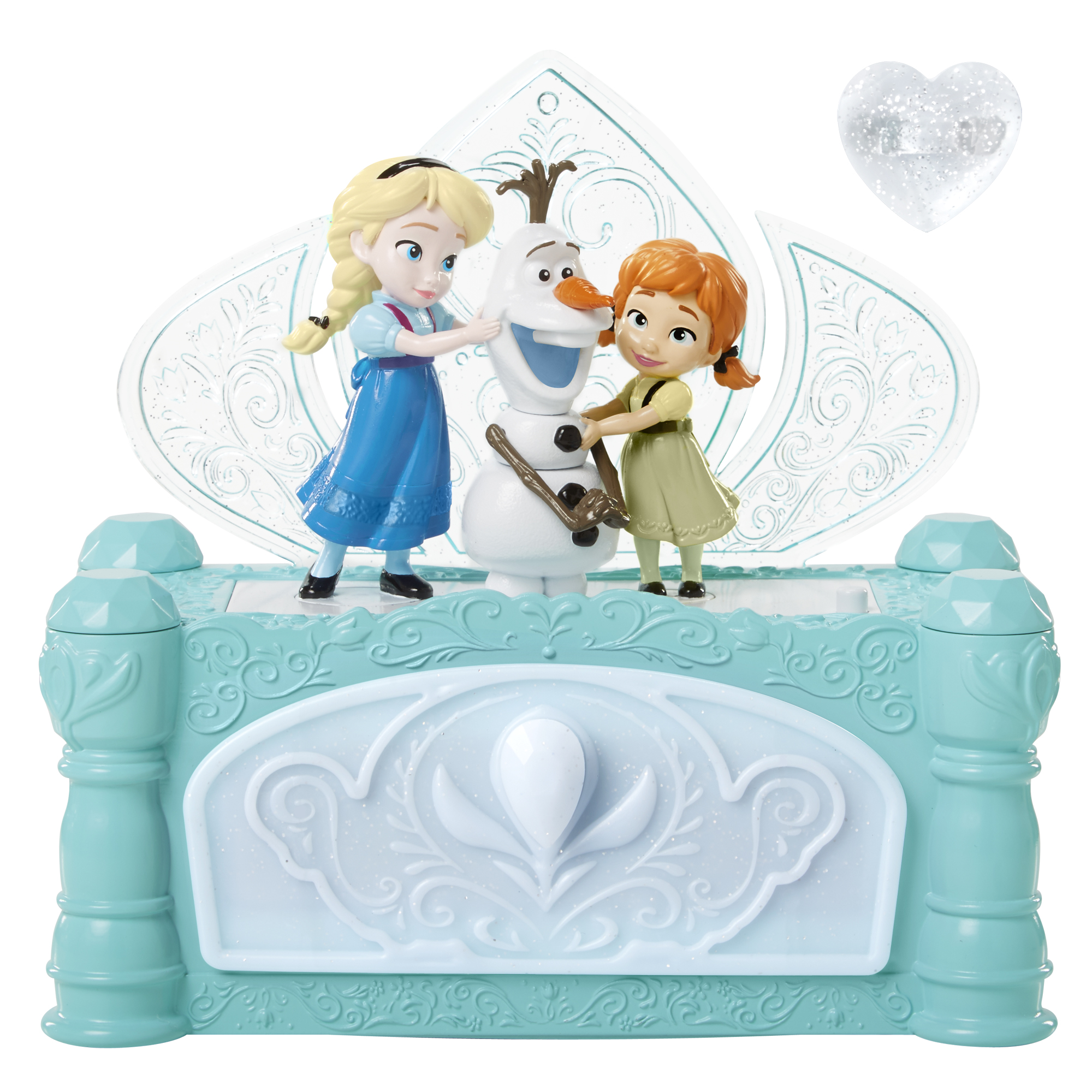 """Do You Want to Build a Snowman"" Jewelry Box Disney Frozen"