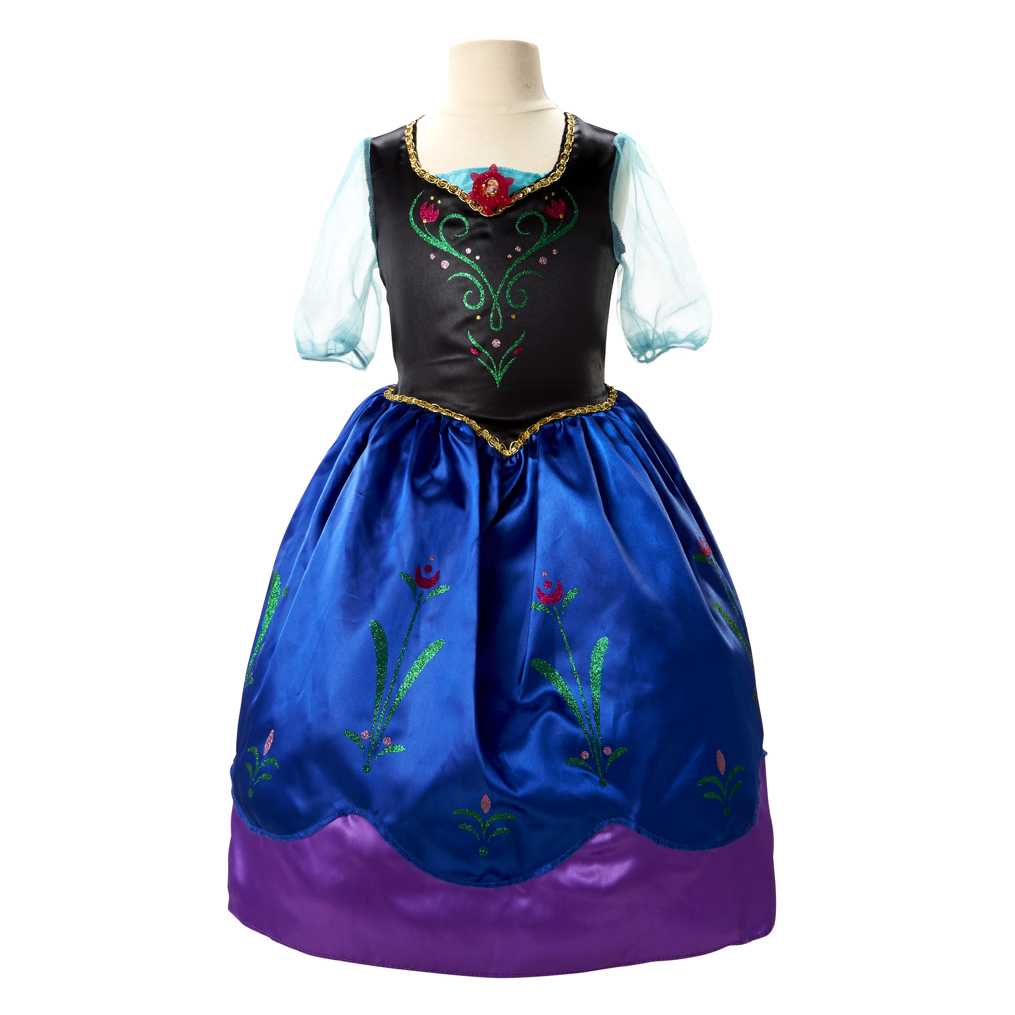 Anna Adventure Dress Disney Frozen