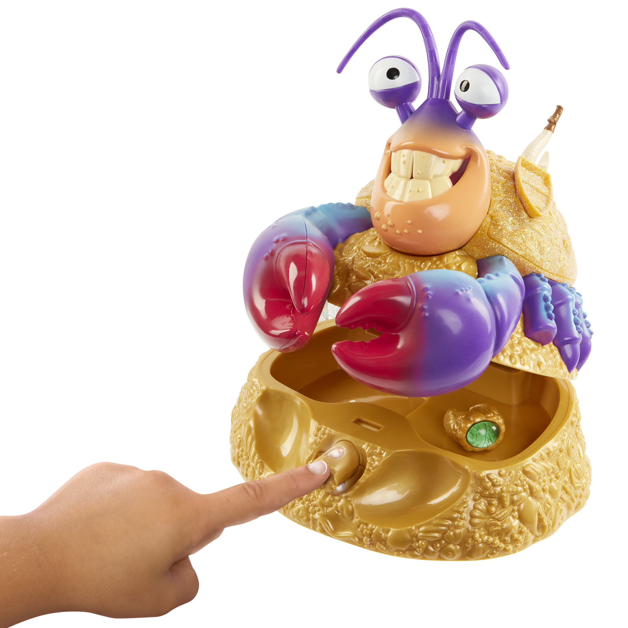 Tamatoa Musical Jewelry Box Disney