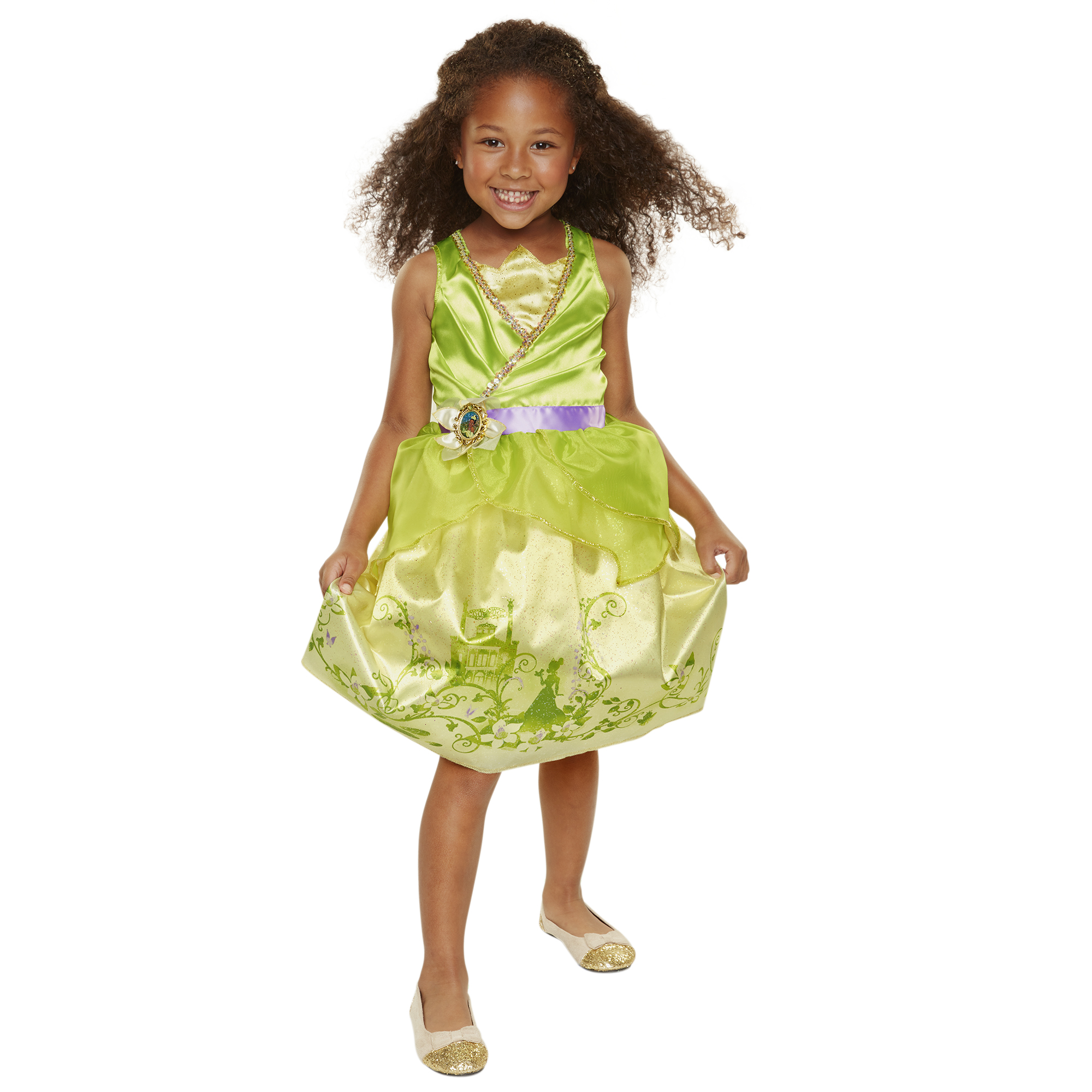 Disney Princess Dress Tiana