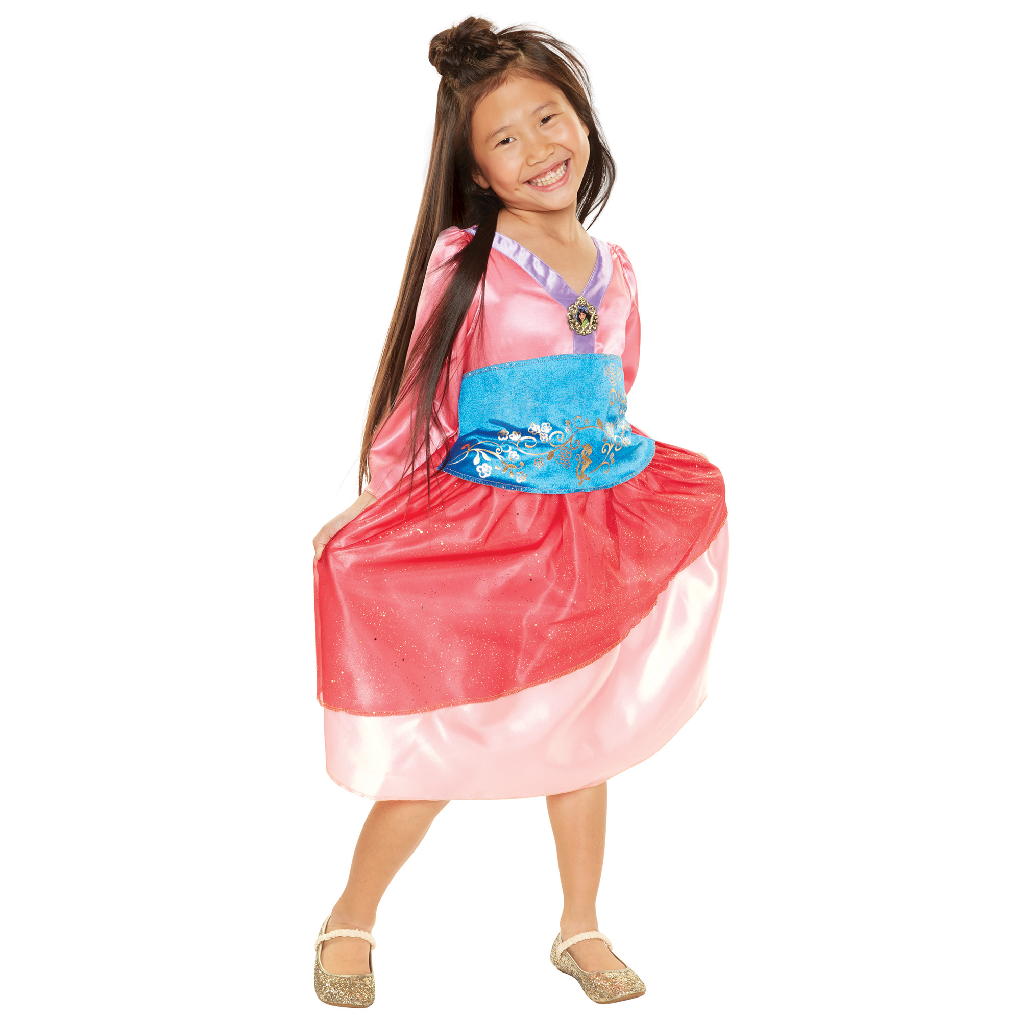 Mulan Dress Disney Princess