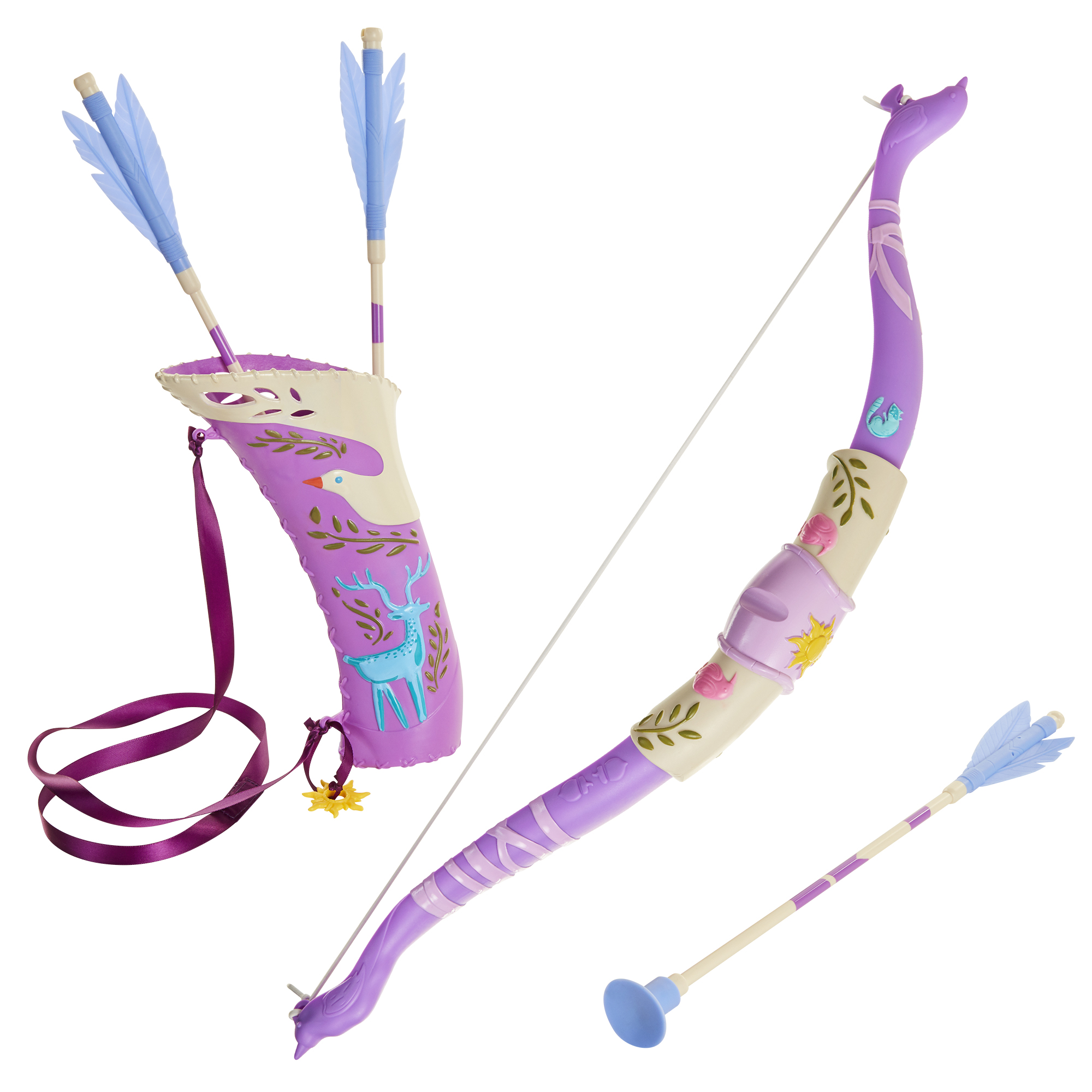 Rapunzel Bow & Arrow Disney Princess