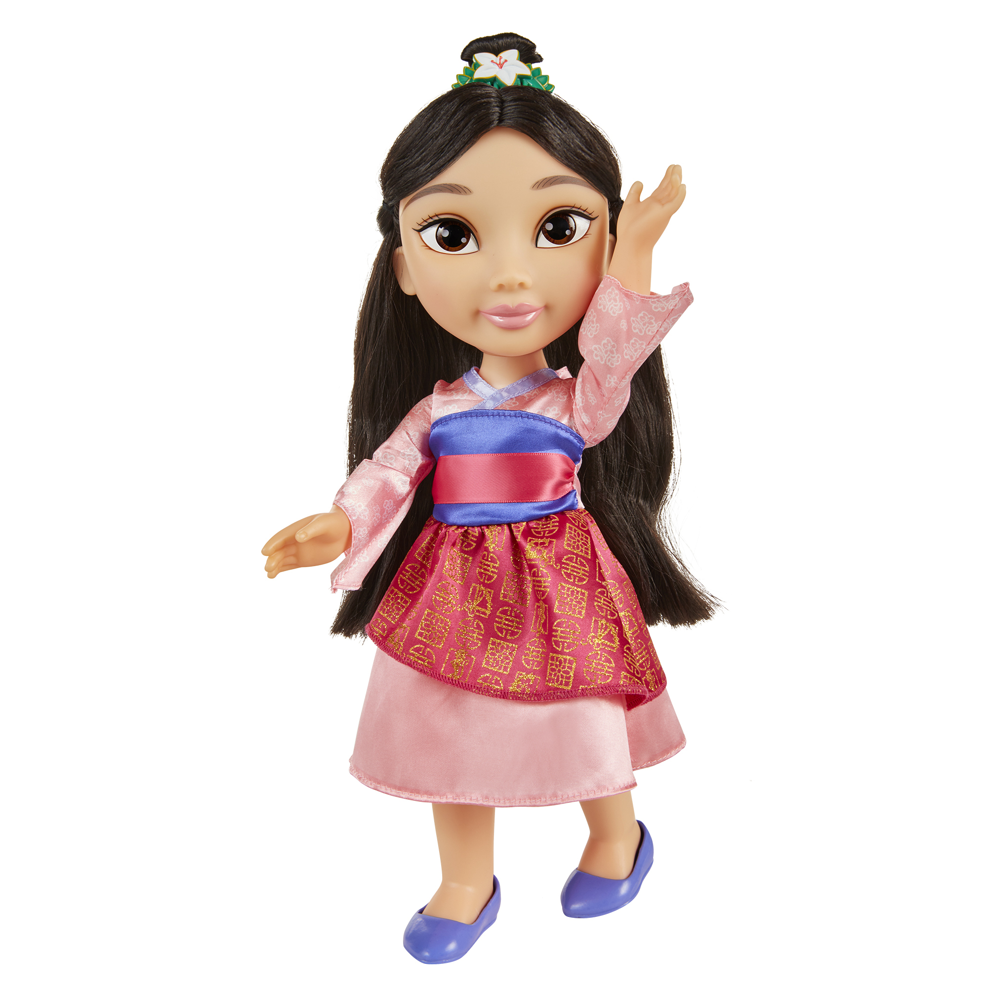 Mulan Large Doll Disney Princess