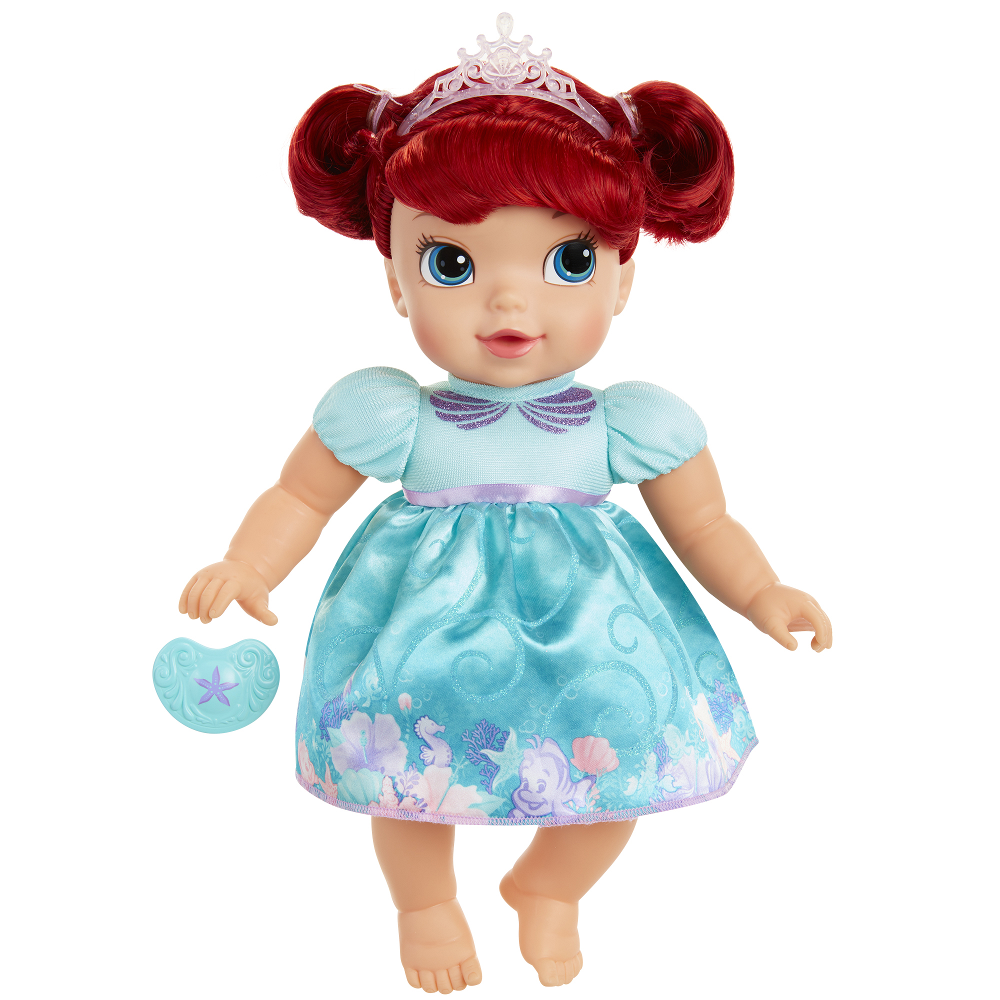 Ariel Deluxe Baby Doll with Pacifier Disney Princess