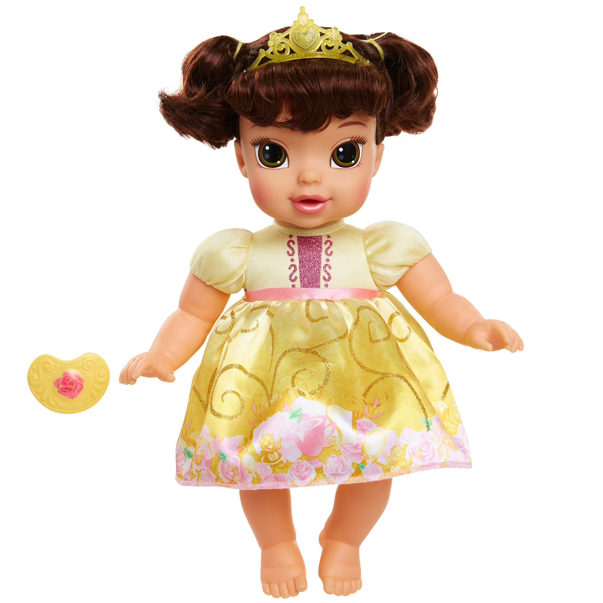 Belle Deluxe Baby Doll with Pacifier Disney Princess