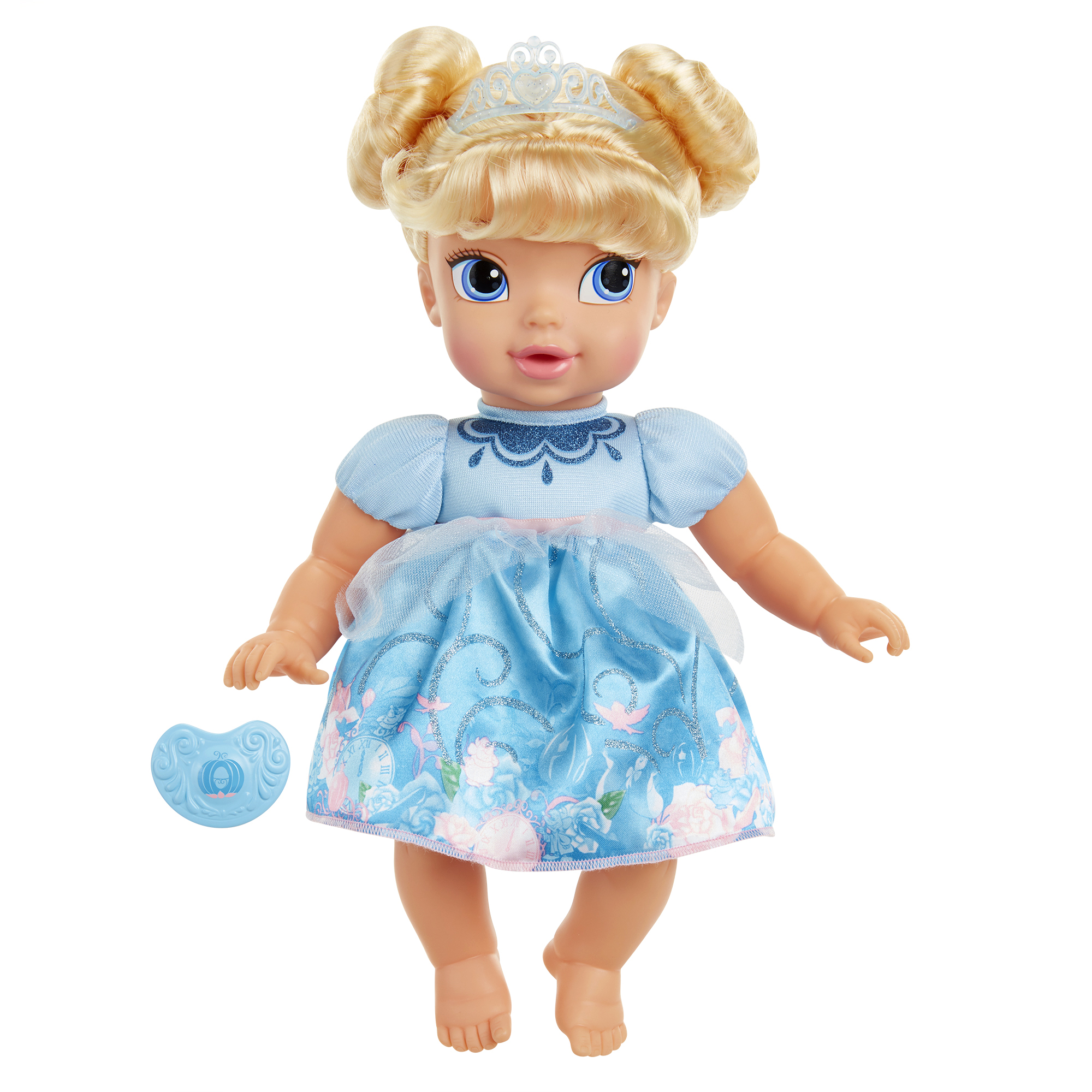 Cinderella Deluxe Baby with Pacifier