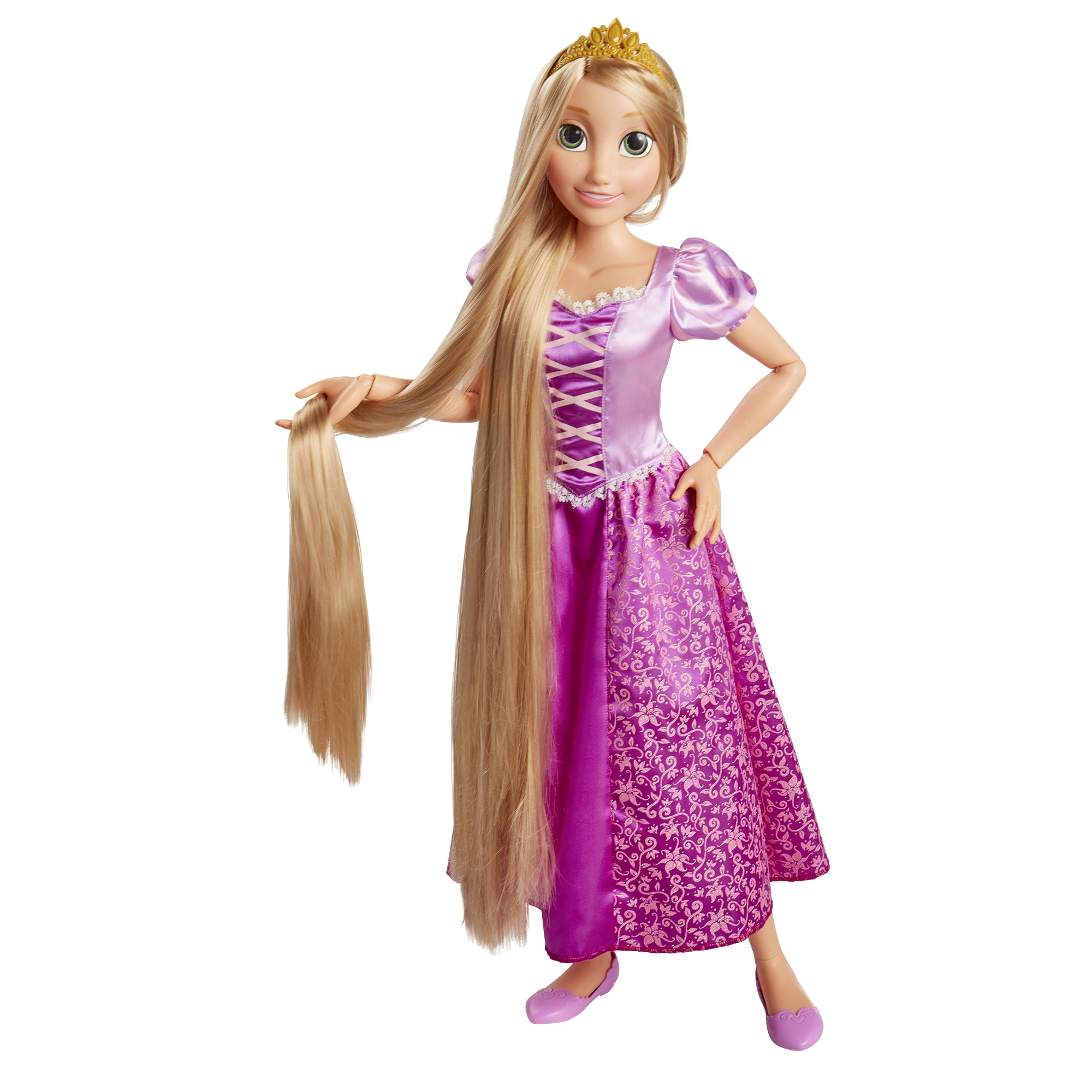 32 inch Playdate Rapunzel Doll Disney Princess