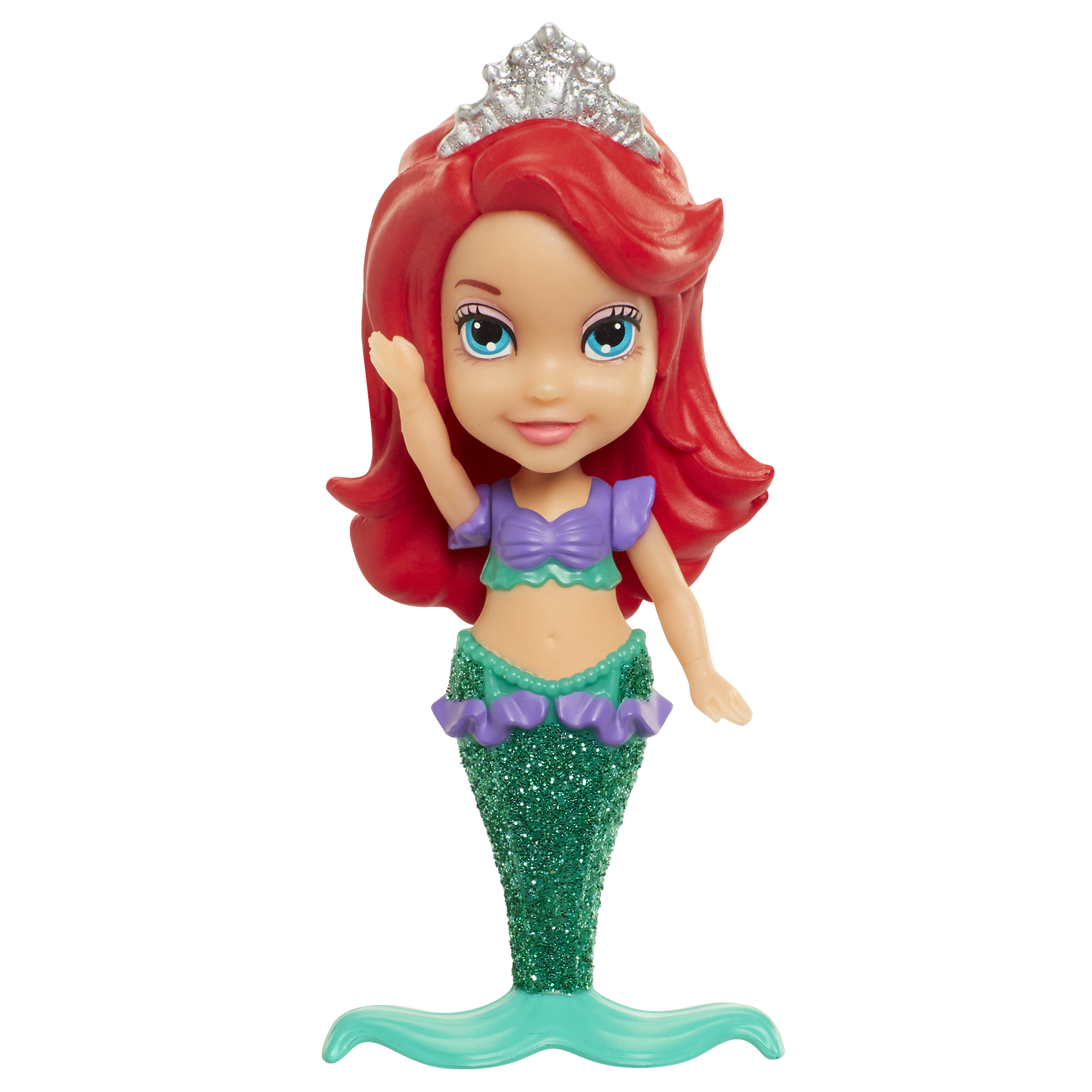 Ariel (Mermaid) 3 inch Mini Doll Disney Princess