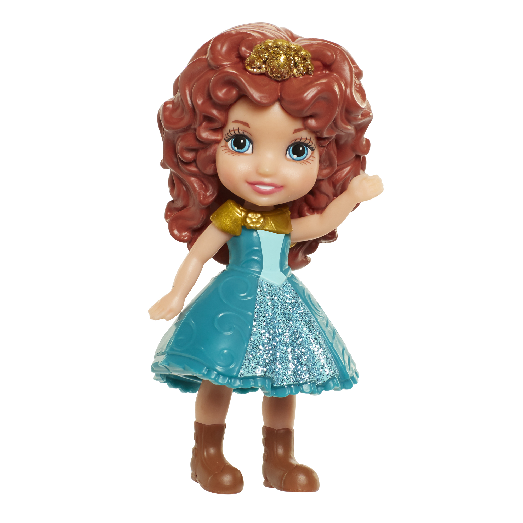 Merida 3 inch Mini Doll Disney Princess
