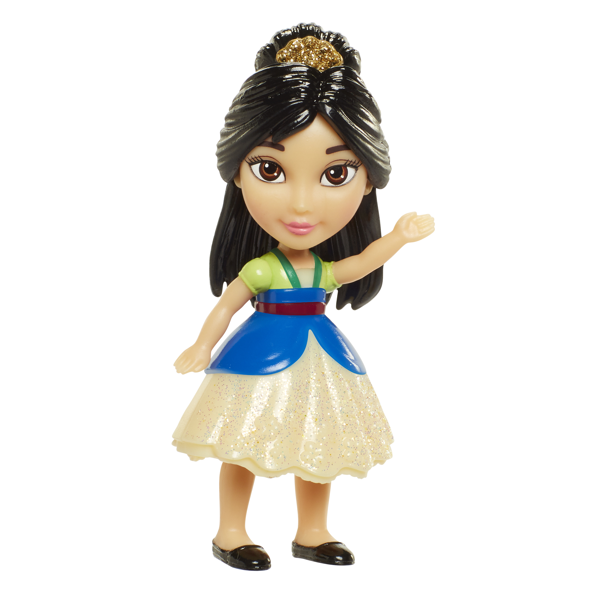 Mulan 3 inch Mini Doll Disney Princess