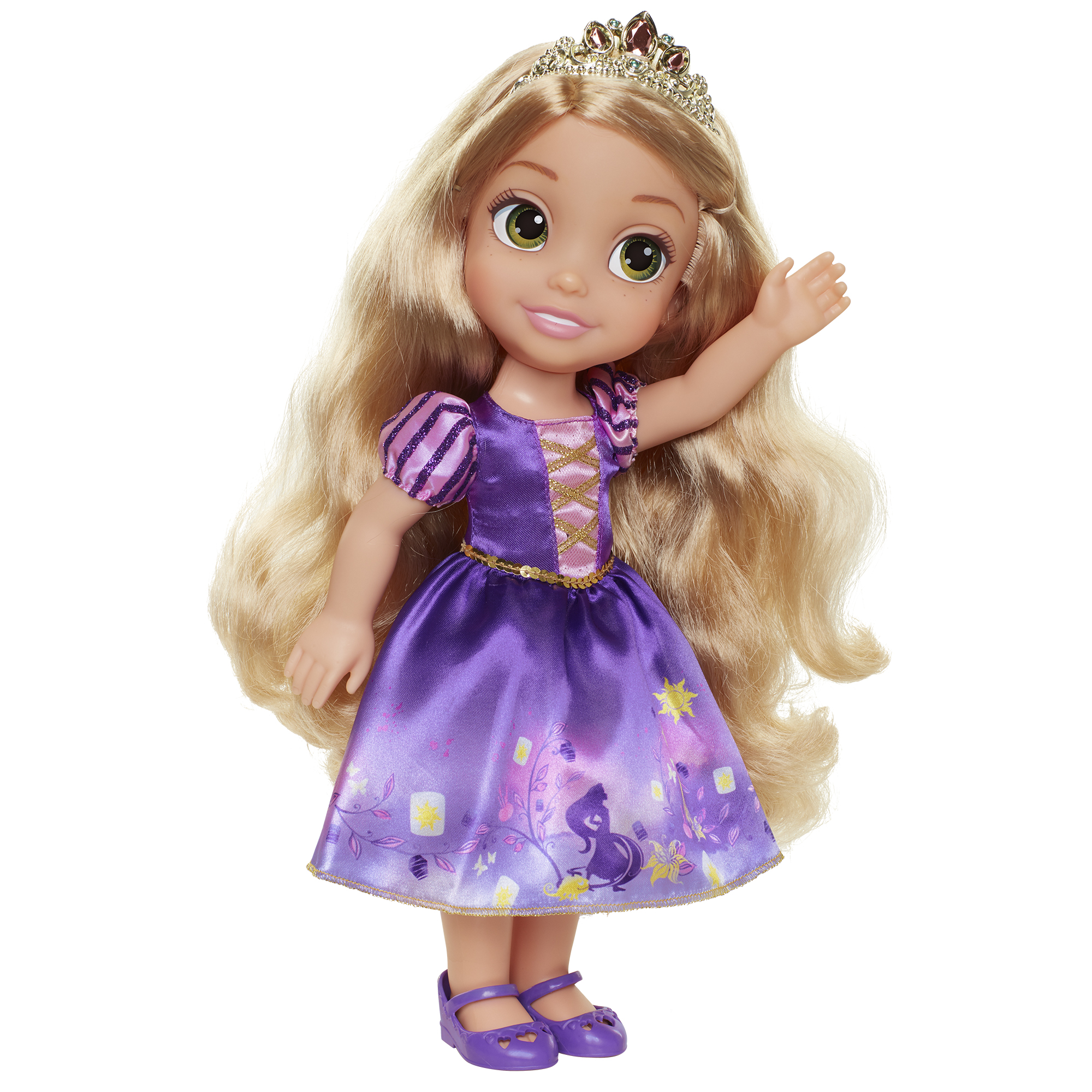 Rapunzel Large Doll Disney Princess