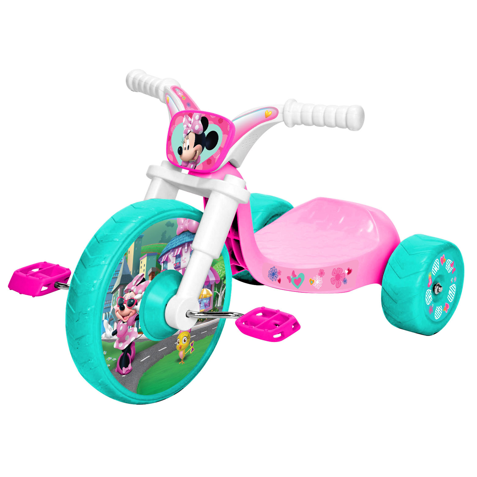 Fly Wheels Minnie Mouse