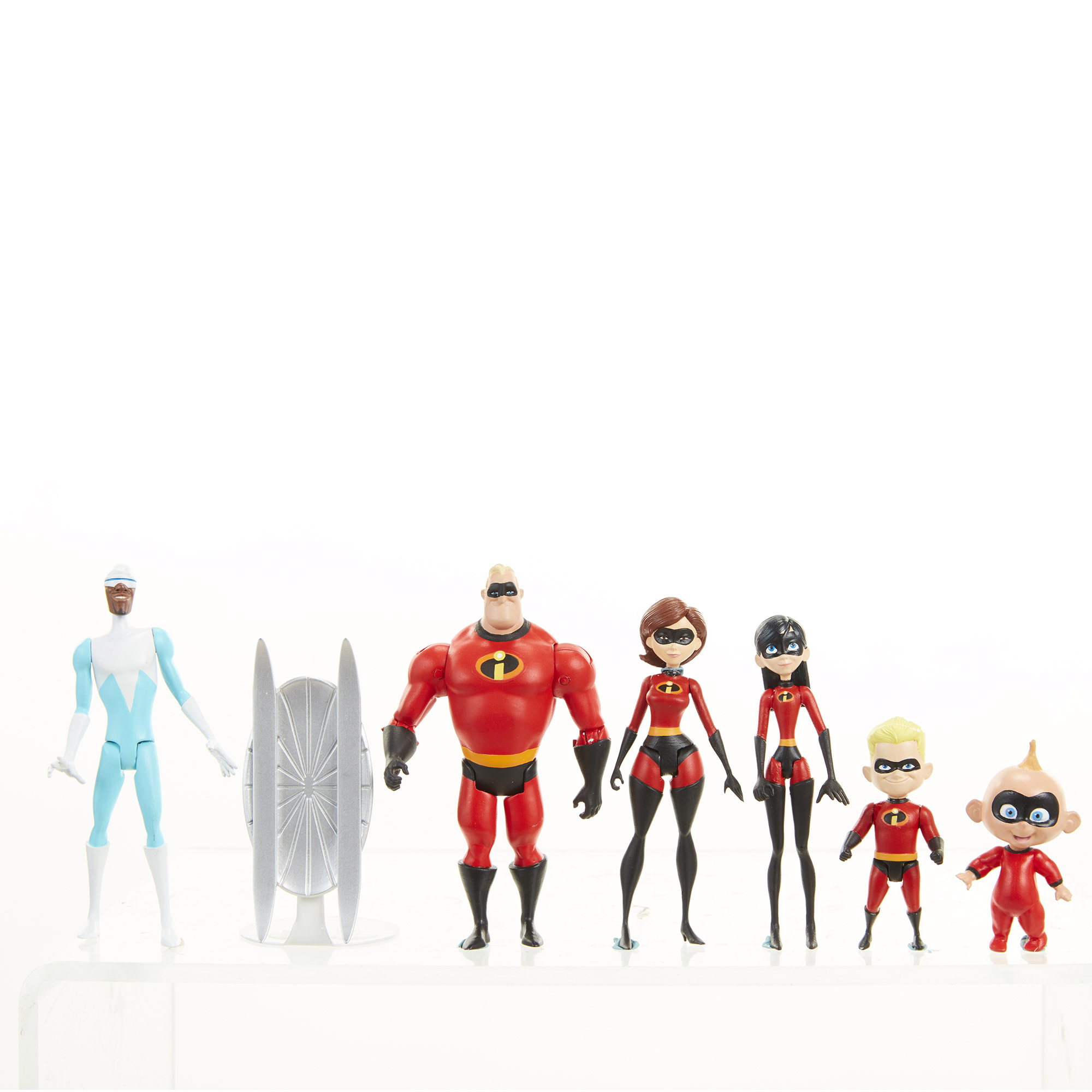 4-Inch Basic Figures Assortment