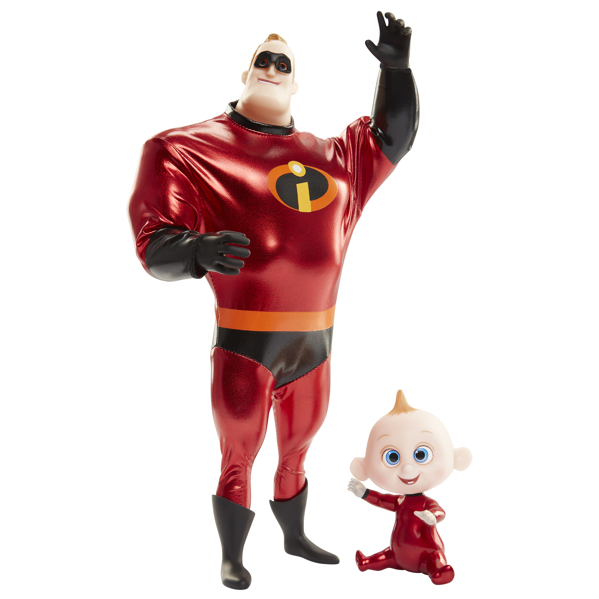 Costumed Action Figure – Mr. Incredible and Jack-Jack