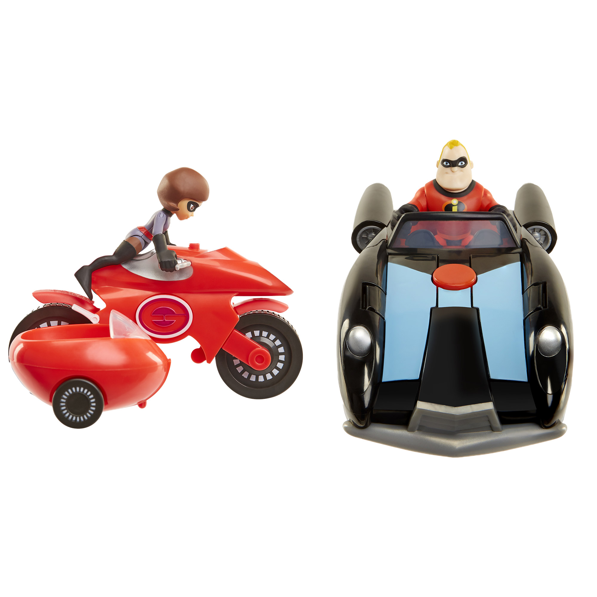 Junior Supers Vehicle & Figure Assortment