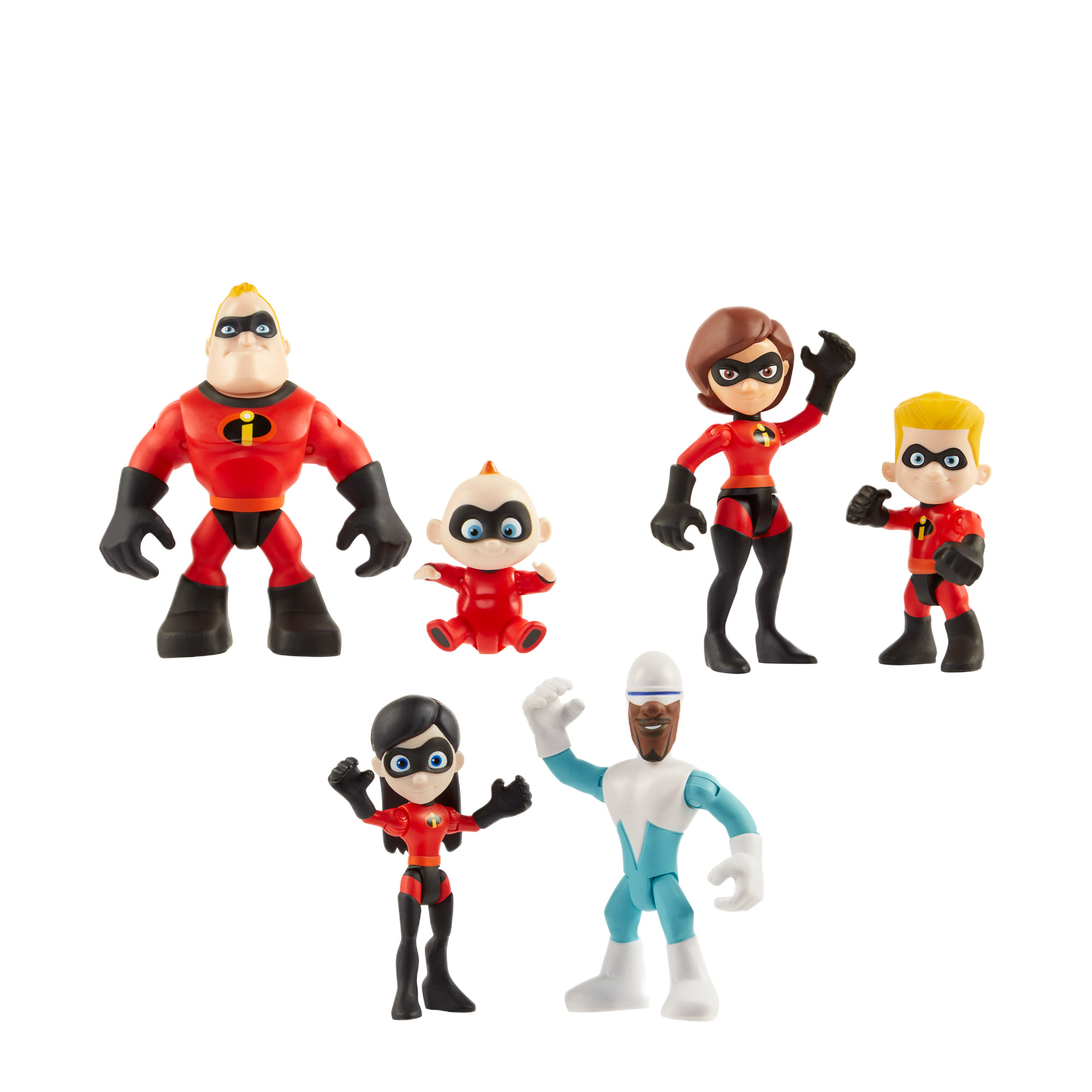 Junior Supers Figure 2-Pack Assortment