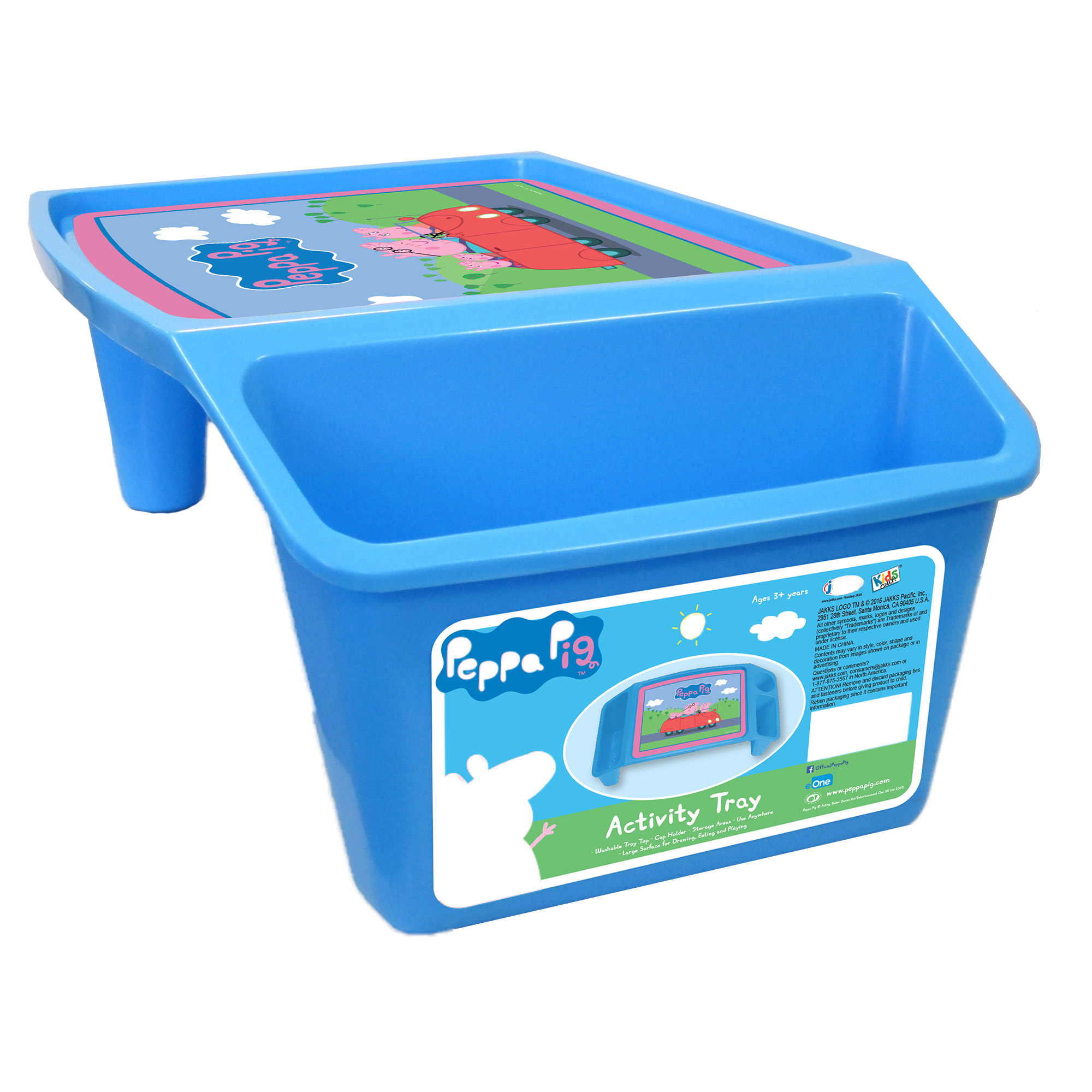 Peppa Pig Activity Tray