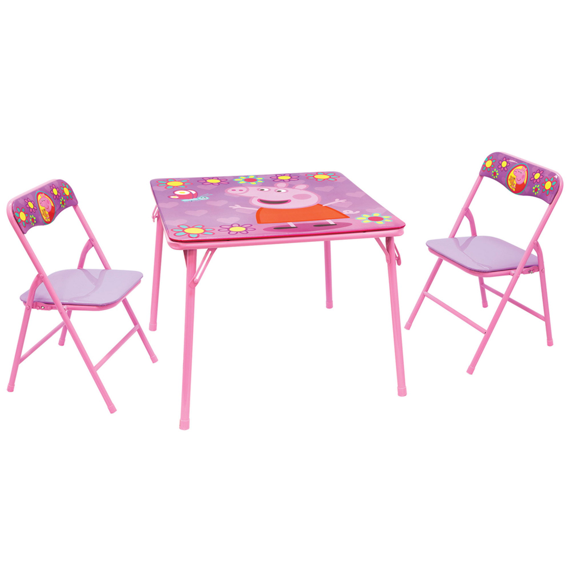 Peppa Pig Activity Table Set