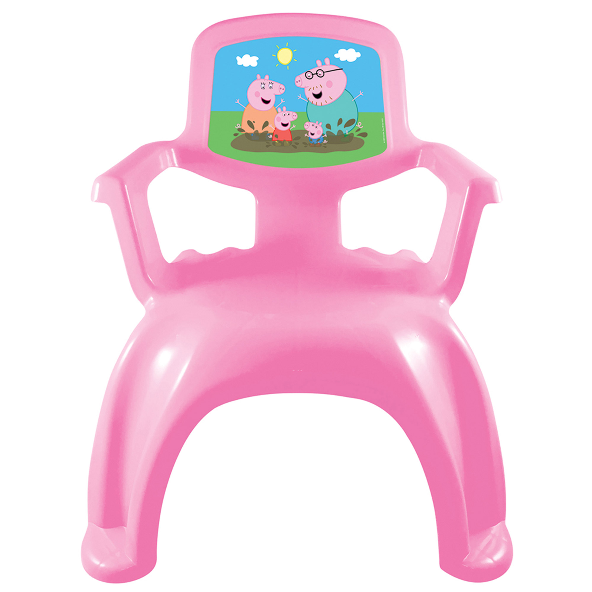 Peppa Pig Resin Chair 2.0