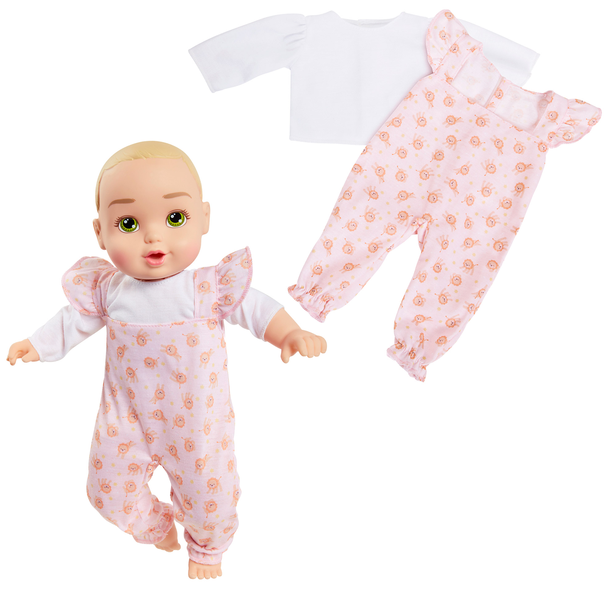 Perfectly Cute Baby 2 Piece Jumper