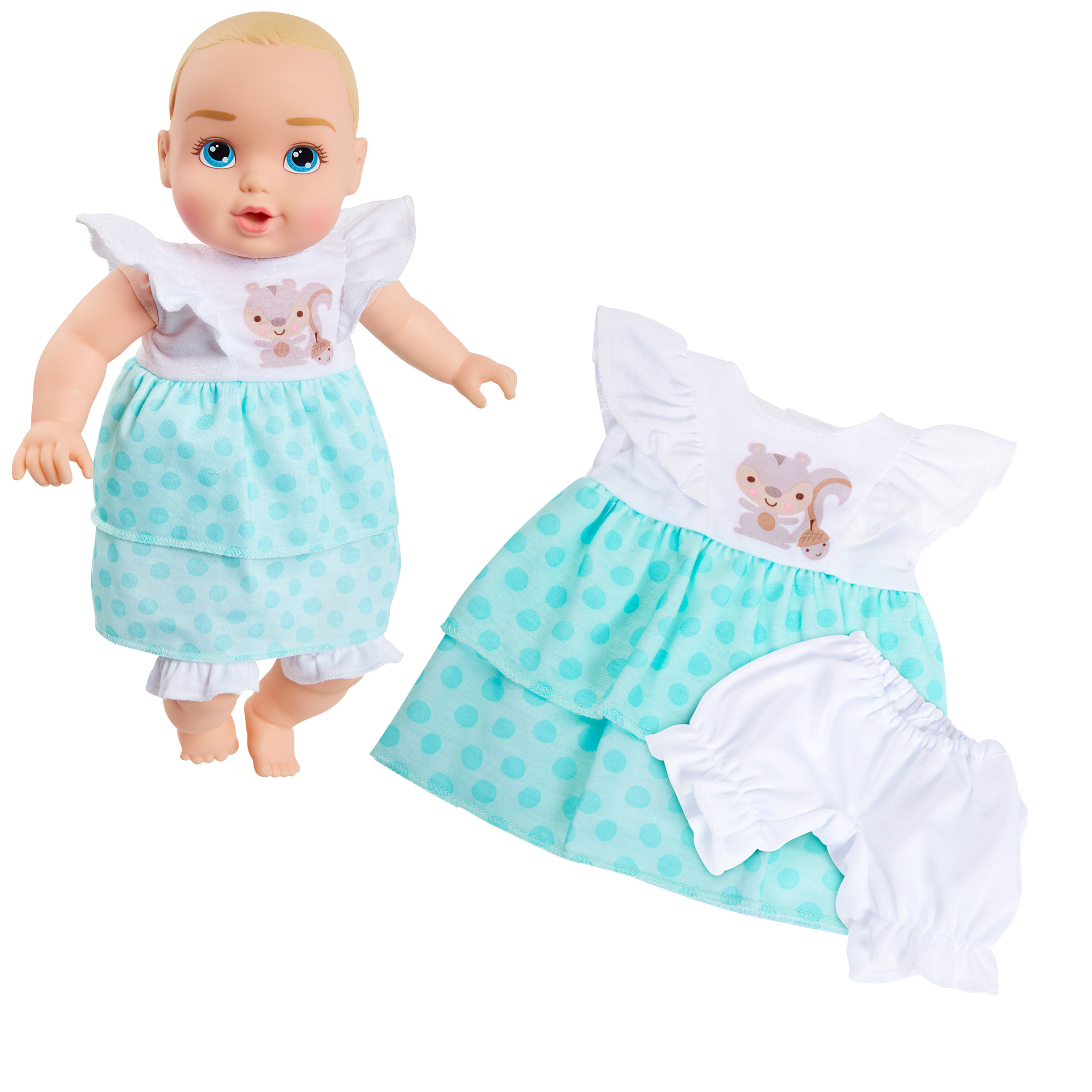 Perfectly Cute Baby 2 Piece Icon Dress