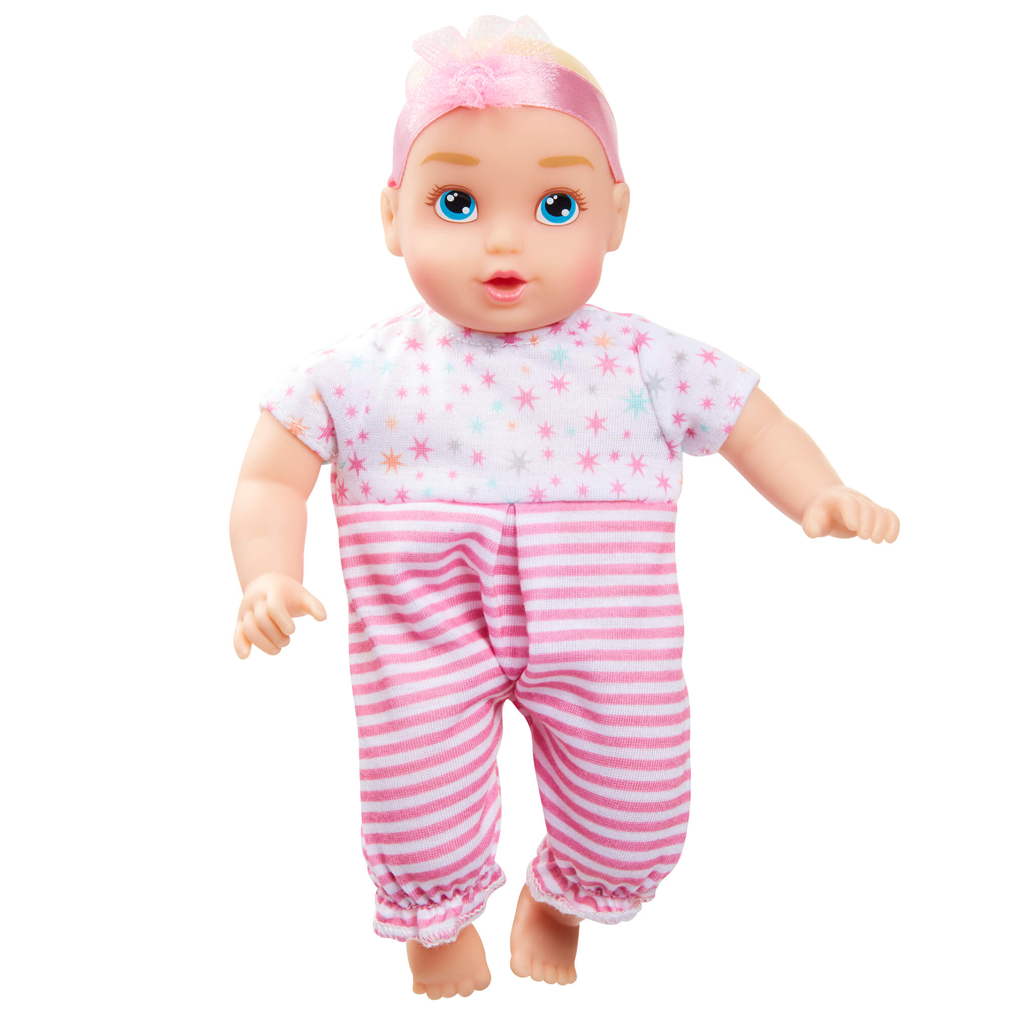 Perfectly Cute Baby 8 inch My Lil' Baby Girl Doll (Blonde - Blue Eyes)