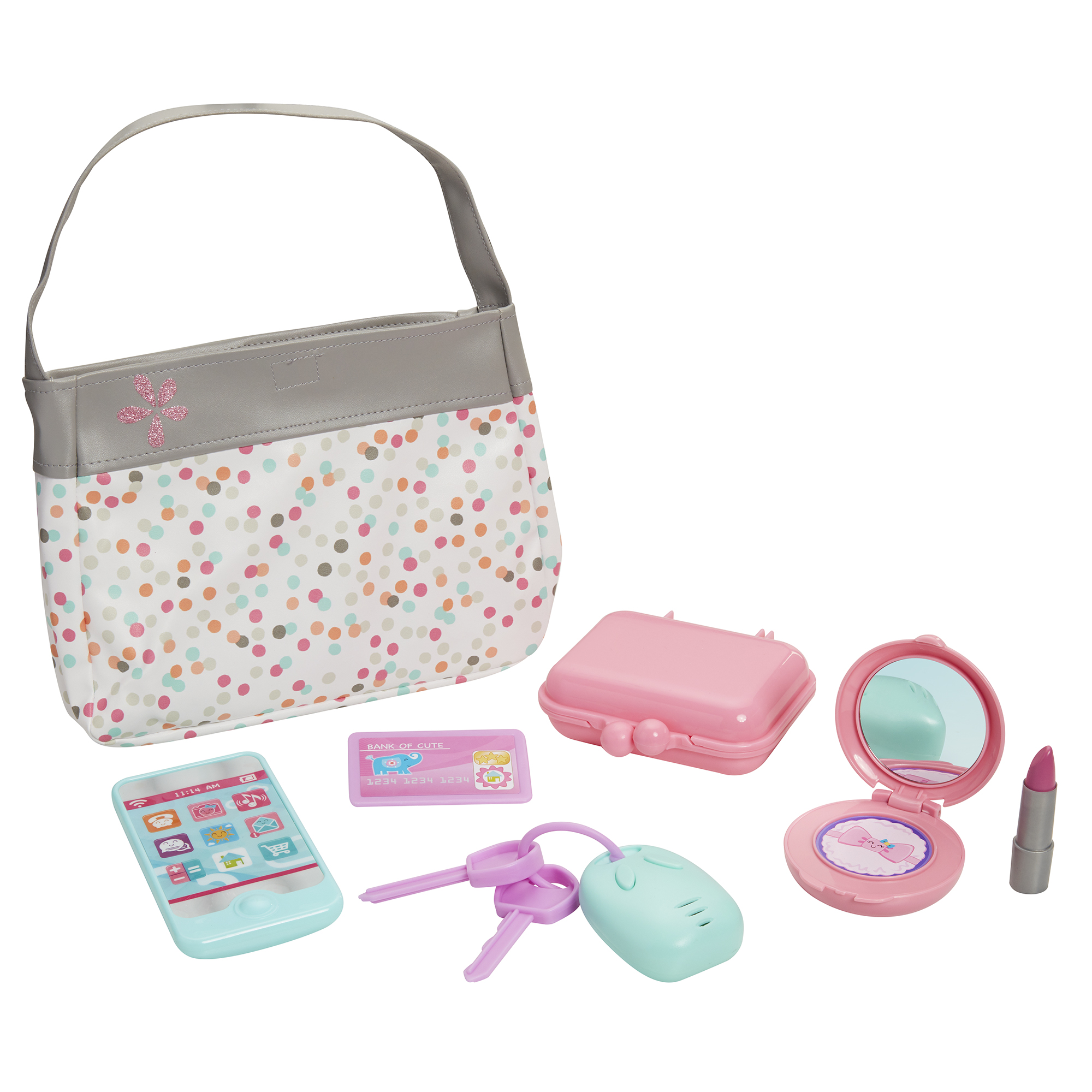 Perfectly Cute Baby  Just Like Mommy Purse Set