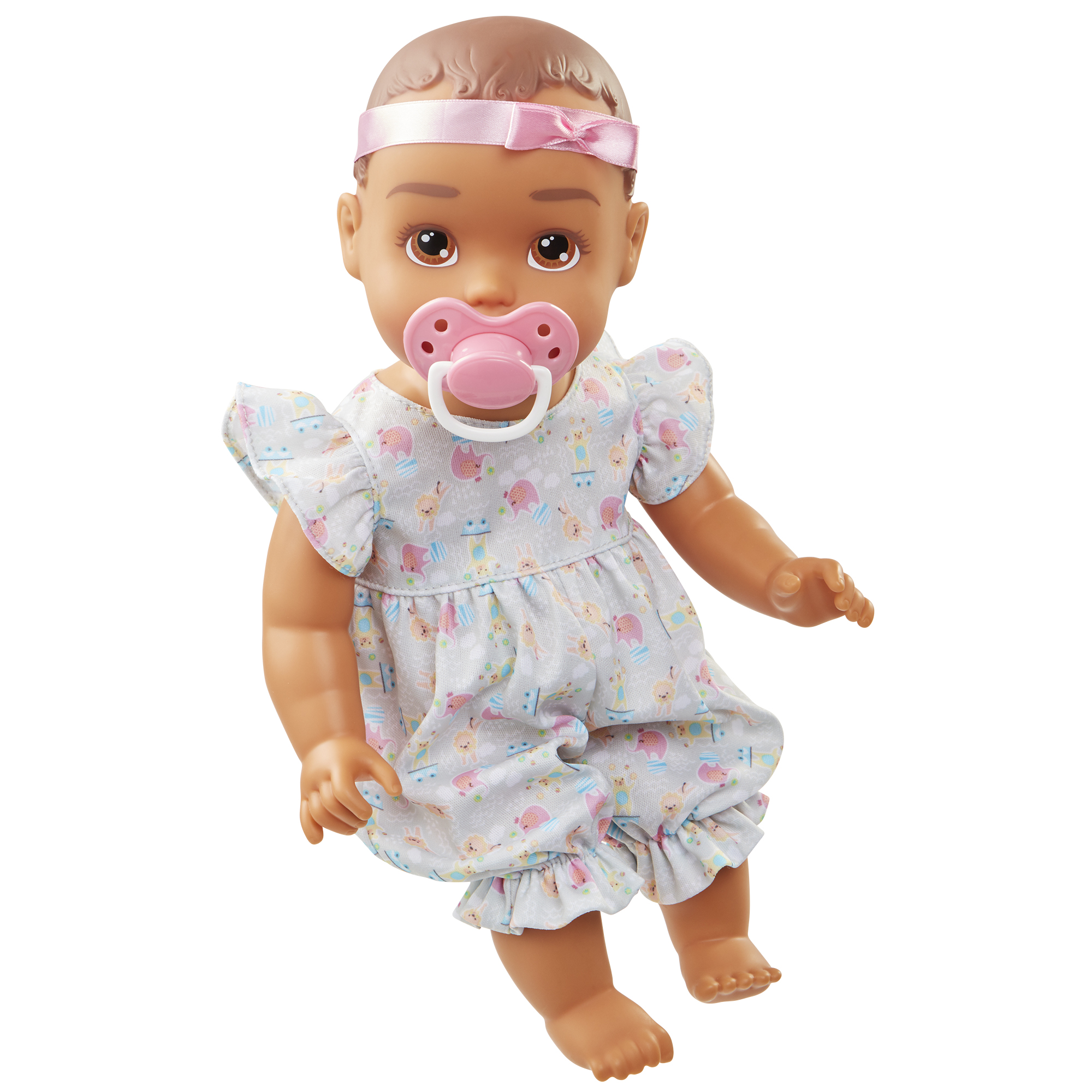 Perfectly Cute Baby Giggle Fun Baby 14 inch Girl Doll