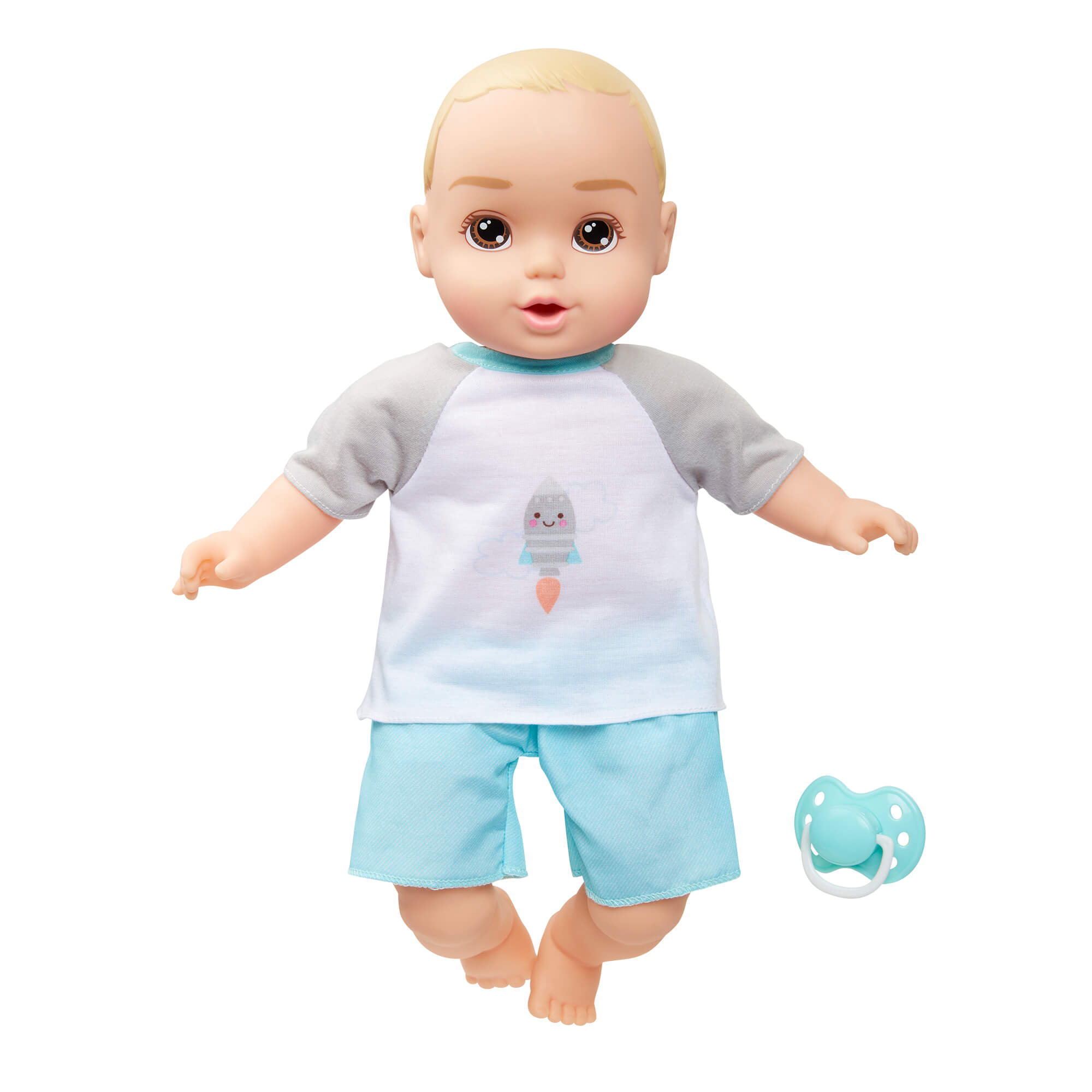 Perfectly Cute Baby 14 inch My Sweet Baby Boy Doll (Blonde)