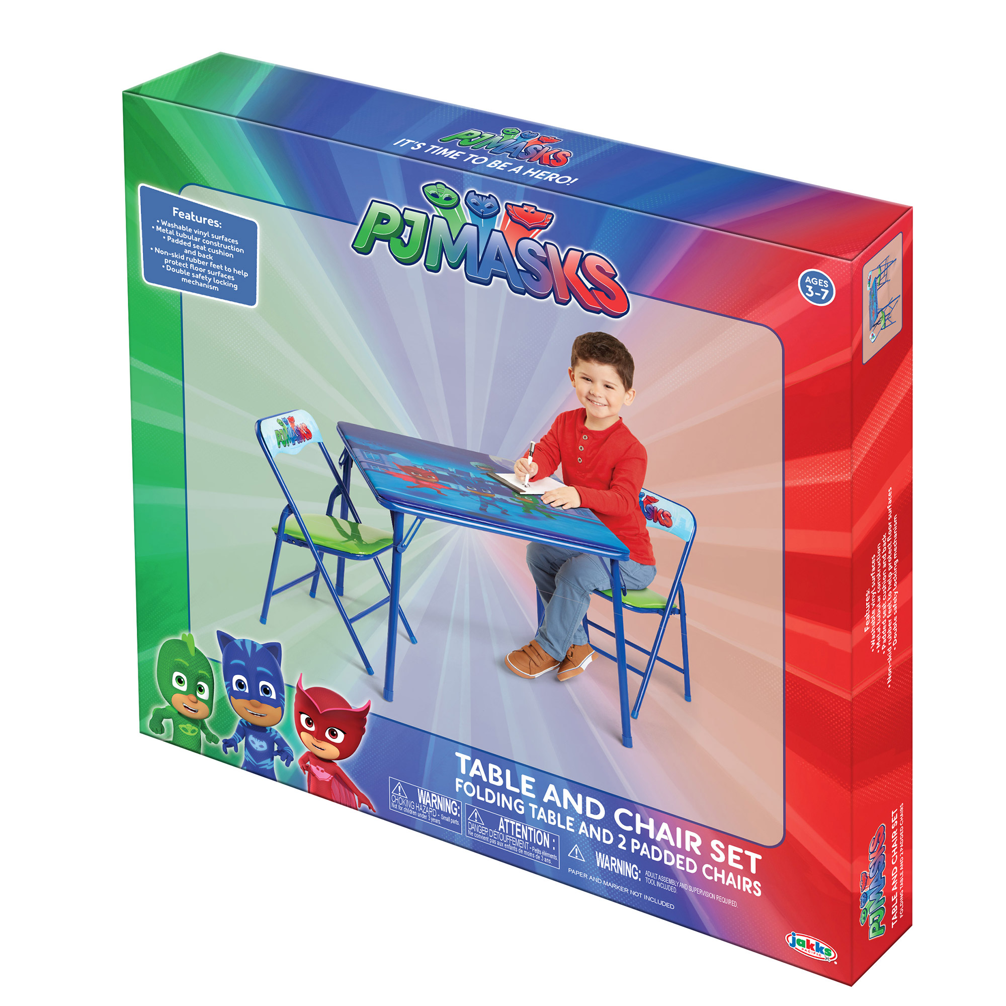 PJ Masks Actvity Table Set