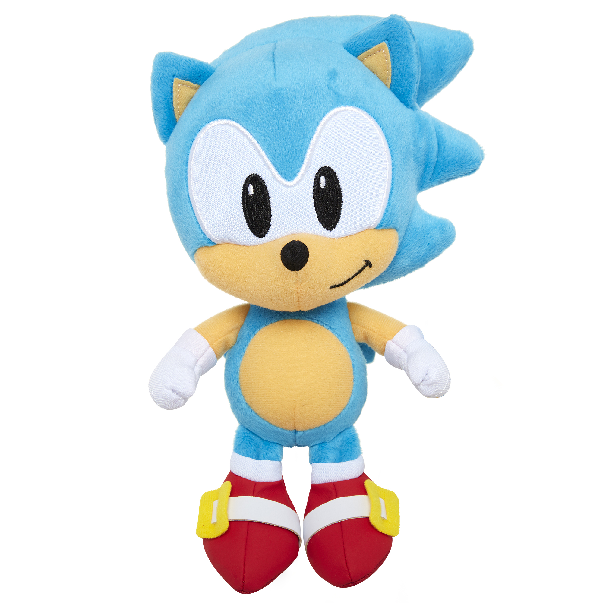 Sonic the Hedgehog - 7in Basic Plush - Sonic