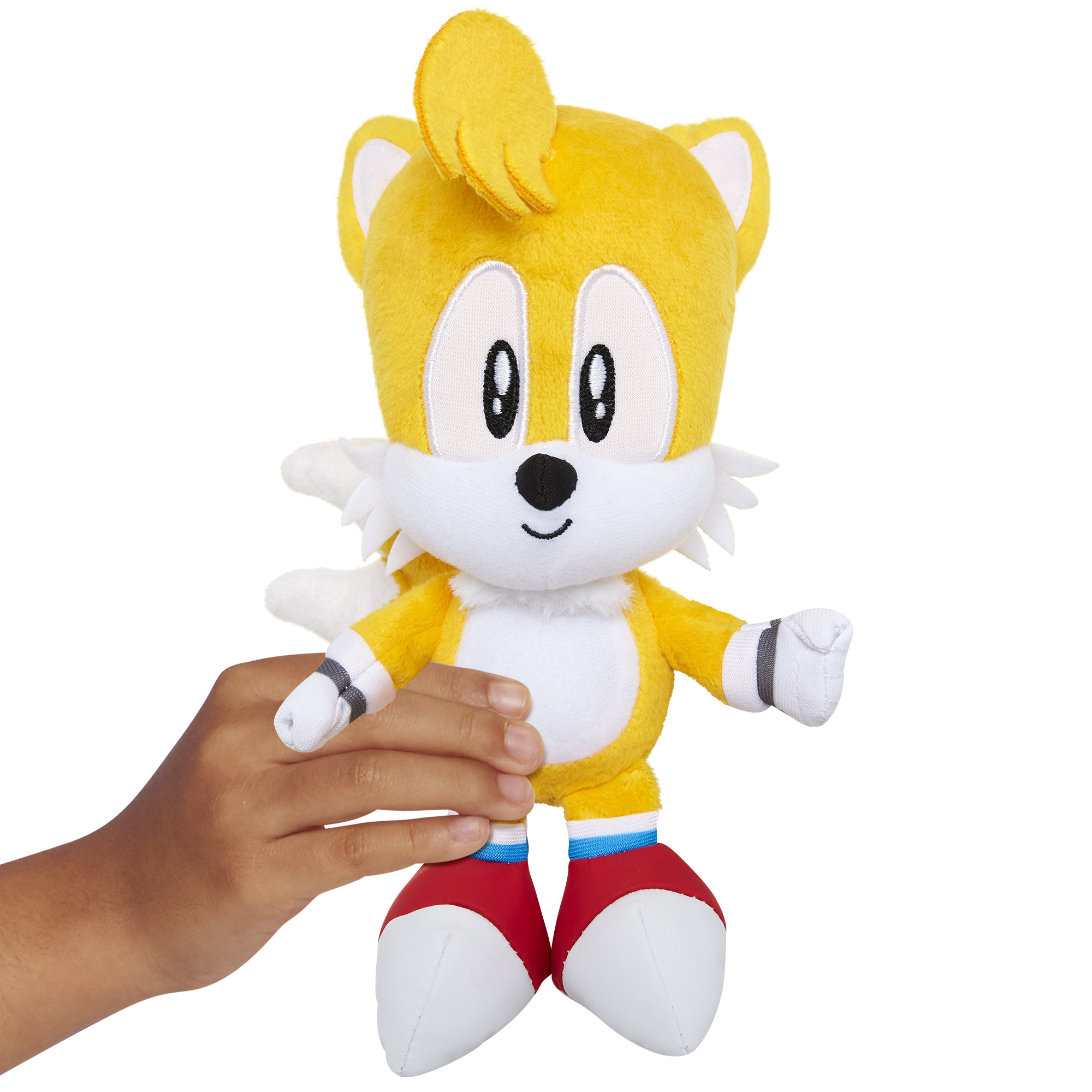 Sonic the Hedgehog - 7in Basic Plush - Tails
