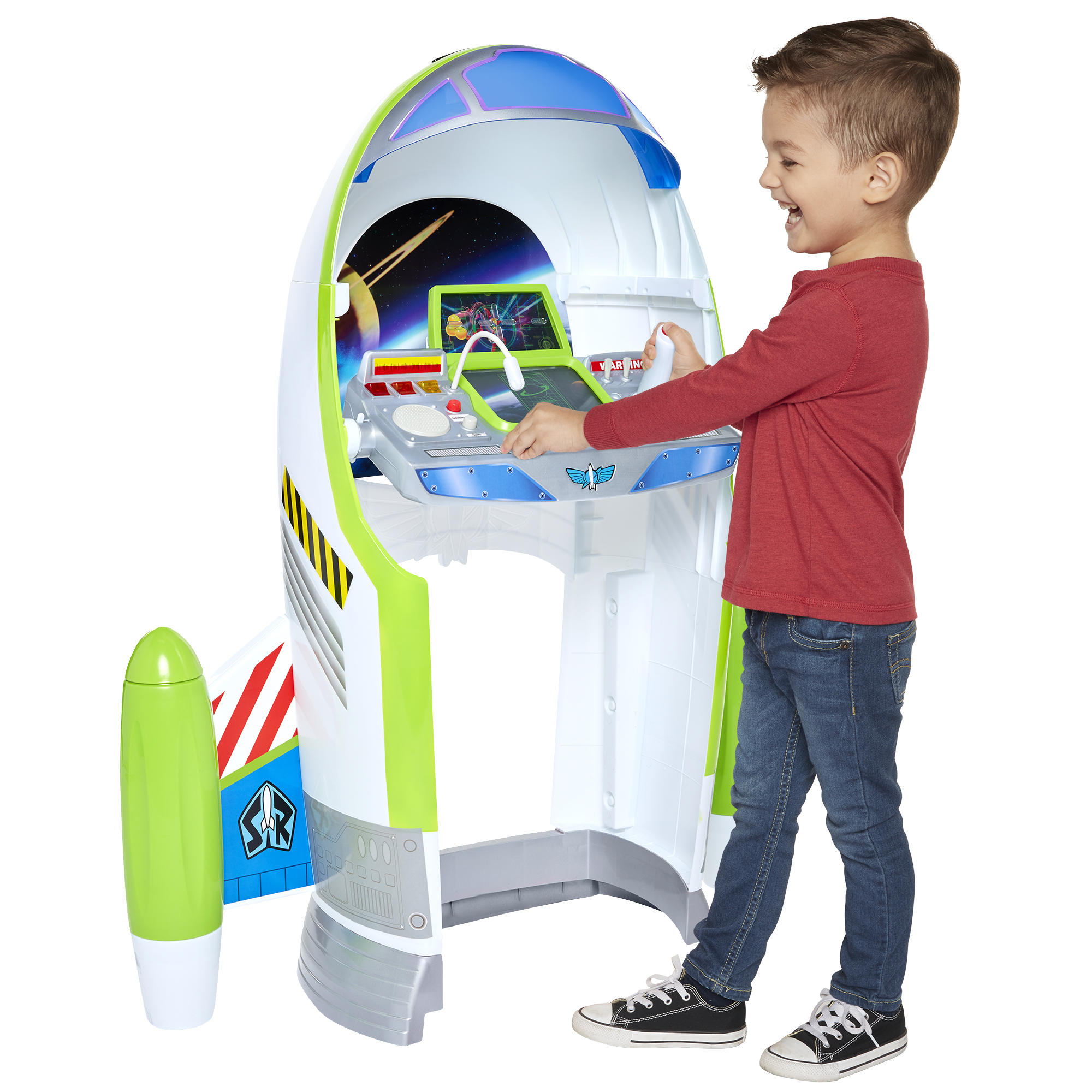 Toy Story 4 Buzz Lightyear Star Command Center