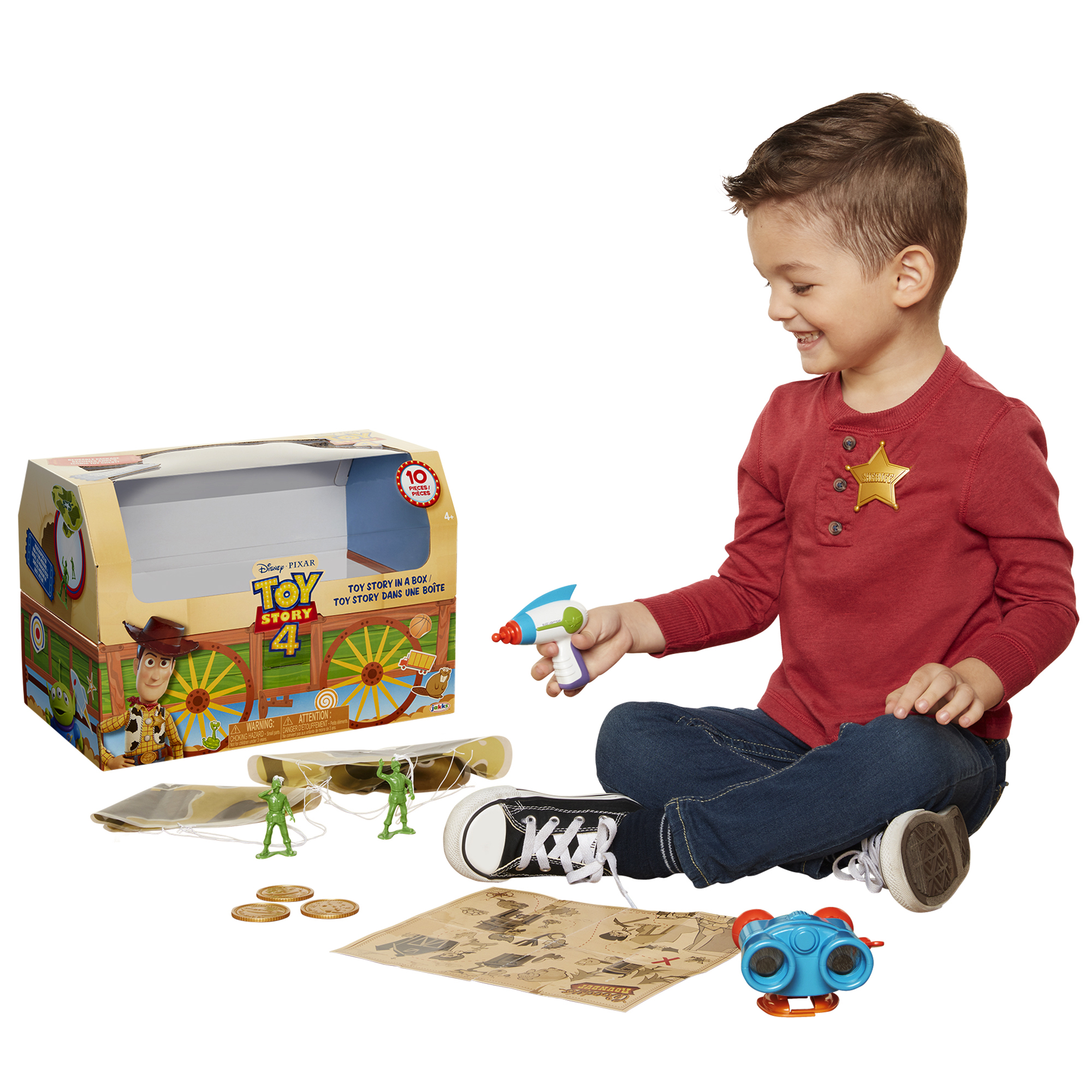 Toy Story 4 Toy Story in a Box