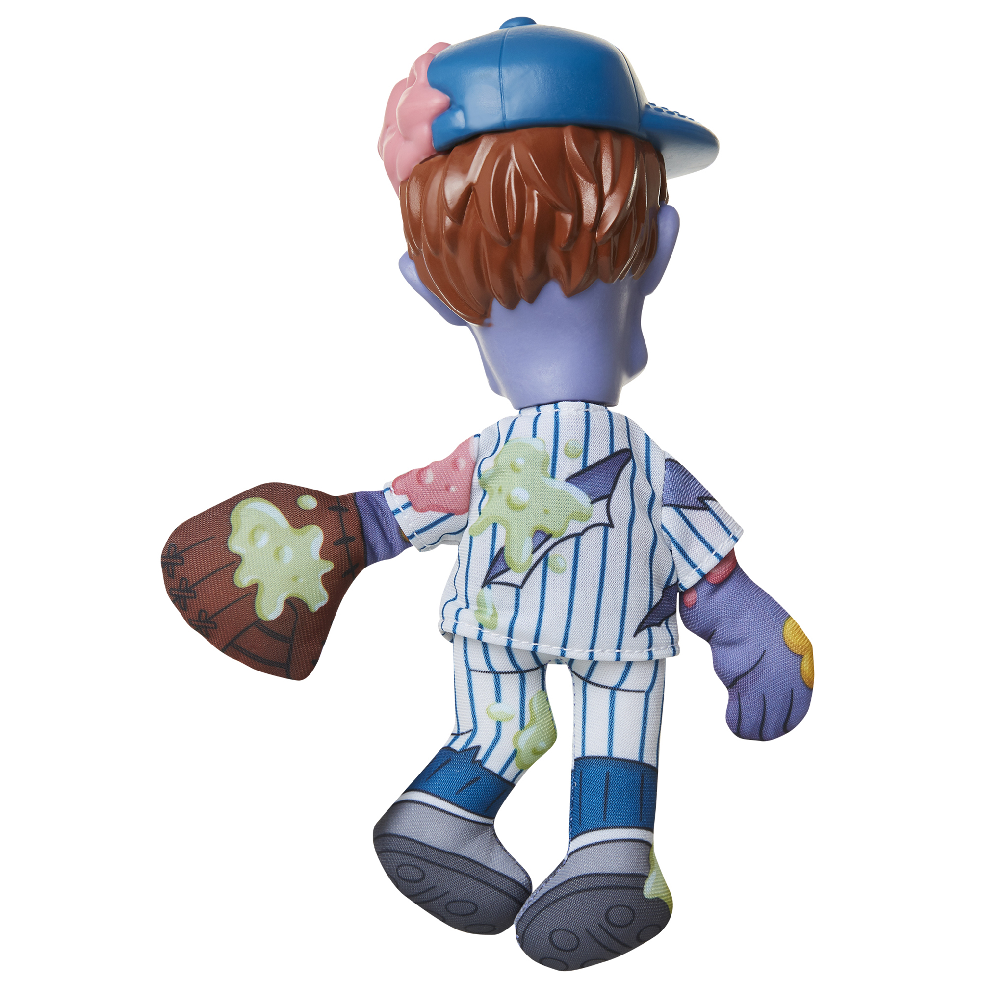 Baseball Guy Zombie Plush Assortment 1