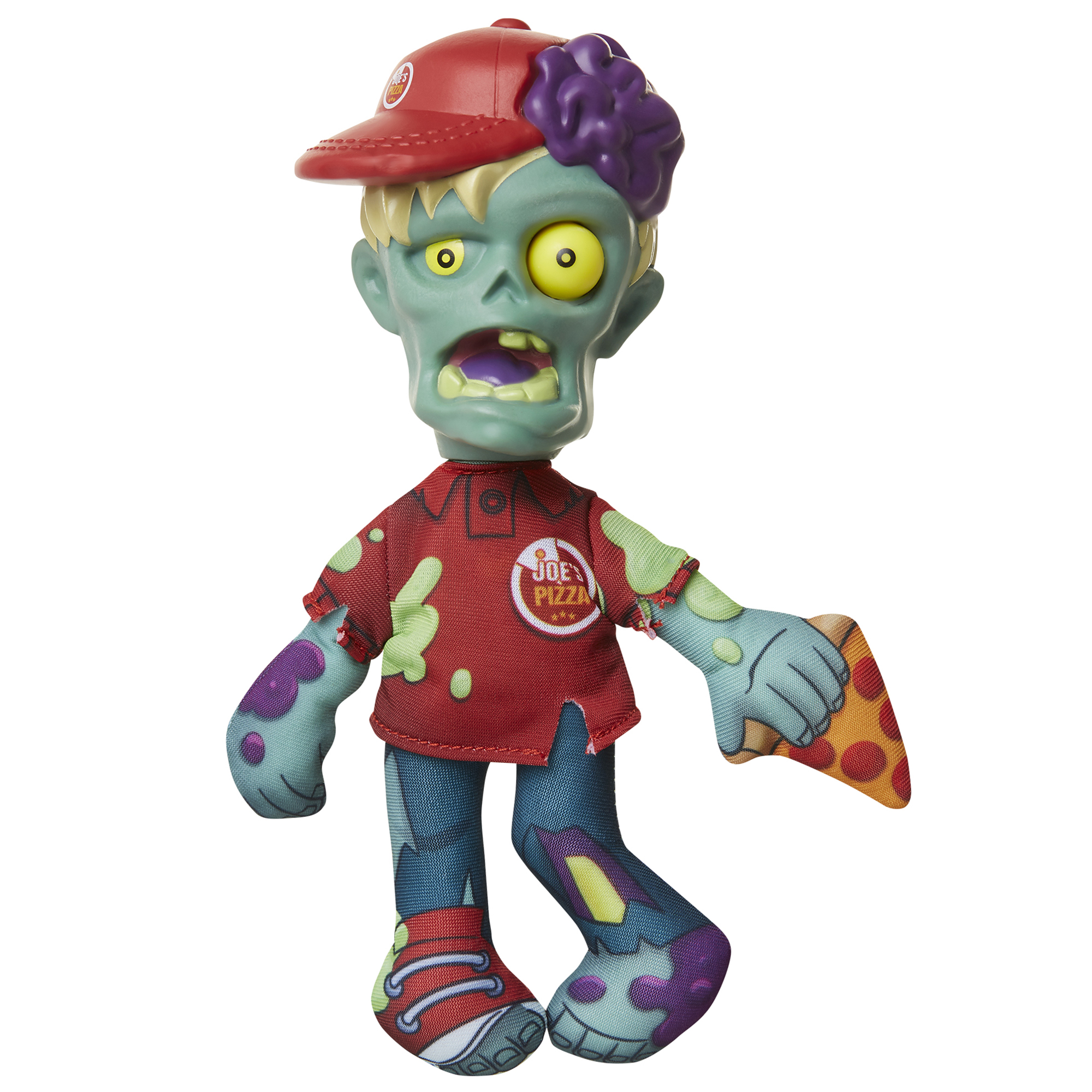Pizza Guy Zombie Plush